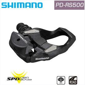 SHIMANO(シマノ) PD-RS500 SPD-SL[ビンディングペダル][パーツ・アクセサリ]