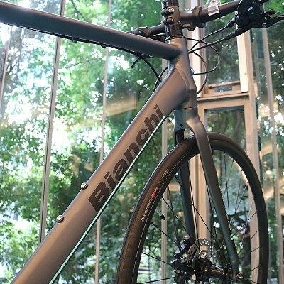 Bianchi(ビアンキ)2020年モデルROMA3(ローマ3)CLARIS[ディスクブレーキ仕様][クロスバイク]【先行予約受付中】
