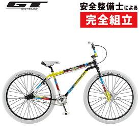 【自転車通勤・通学におすすめ!】GT(ジーティー) 2020年モデル PRO PERFORMER HERITAGE 29 (プロパフォーマーヘリテッジ)[BMX][クルーザー][街乗り][通勤通学]