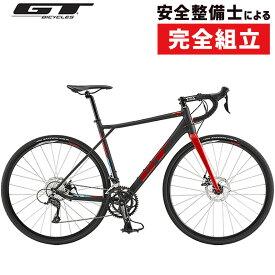 GT(ジーティー) 2020年モデル GTR COMP (GTRコンプ)700C[自転車][グラベルロード][ロードバイク・ロードレーサー]