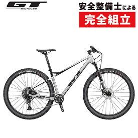 【先行予約受付中】GT(ジーティー) 2020年モデル ZASKAR CARBON ELITE (ザスカーカーボンエリート)29インチ[自転車][29インチ][ハードテイルXC]