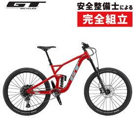 GT(ジーティー) 2020年モデル FORCE ELITE (フォースエリート)27.5インチ[自転車][27.5インチ][ハードテイルXC]