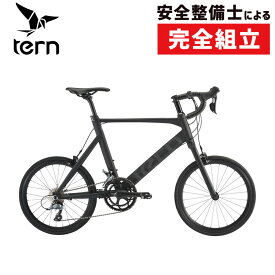 TERN(ターン) 2020年モデル SURGE (サージュ)[スポーティー][ミニベロ/折りたたみ自転車]