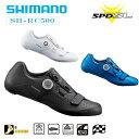 《即納》【あす楽】SHIMANO(シマノ) RC5(SH-RC500) SPD-SLビンディングシューズ [サイクルシューズ] [サイクリン…