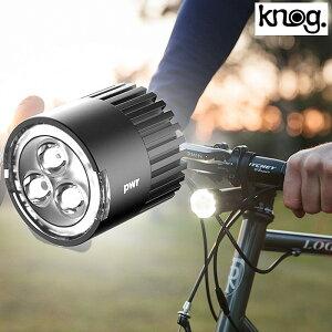 knog(ノグ)PWR LIGHTHEAD (PWRライトヘッド)フロントライト 充電式 1000ルーメン