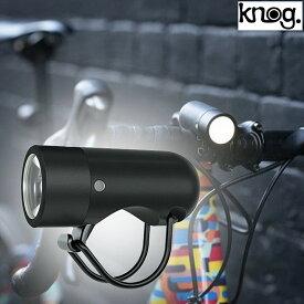 ノグ PLUG FRONT (プラグ)フロント 充電式LEDライト 250ルーメン knog 一部あす楽 セーフティライト フロント