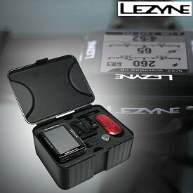 LEZYNE(レザイン) MEGA XL GPS本体とセンサー類、マウントのセット [サイクルコンピューター][マップ/ナビ付き][GPS/ナビ/マップ]