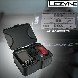 LEZYNE(レザイン) MEGA COLOR GPS本体とセンサー類、マウントのセットMEGA C GPS [サイクルコンピューター][マップ/ナビ付き][GPS/ナビ/マップ]