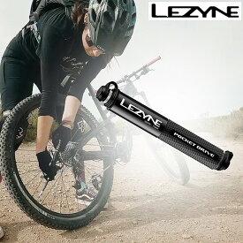 《即納》【土日祝もあす楽】LEZYNE(レザイン) POCKET DRIVE (ポケットドライブ)ハンドポンプ 空気入れ[自転車ポンプ][携帯ポンプ][ポンプ・空気入れ]