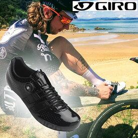 GIRO(ジロ) FACTOR TECHLACE (ファクターテックレース) SPD-SLビンディングシューズ [自転車シューズ]