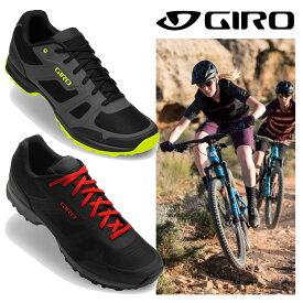 【お盆も営業中】GIRO(ジロ) GAUGE (ゲージ) MTB SPDビンディングシューズ [自転車]