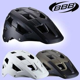 BBB(ビービービー) BHE-54 ナンガMTBバイク用ヘルメット[自転車ヘルメット][一般][バイザー無し]