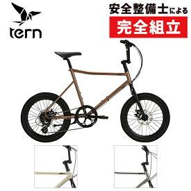 TERN(ターン) 2021年モデル AMP F1 (アンプF1) [ミニベロ] [通勤通学] [小径車][コンフォート][ミニベロ/折りたたみ自転車]