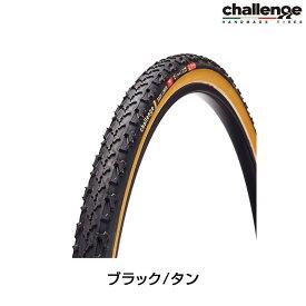《即納》【あす楽】Challenge(チャレンジ) BABY LIMUS 300TPI クリンチャー 700×33mm[クリンチャータイヤ][シクロクロス用タイヤ]