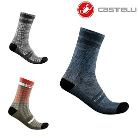 CASTELLI(カステリ) MAISON 18 SOCK (メゾン18ソックス) 21033[オールシーズン][ノーマル]