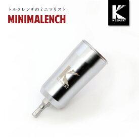 《即納》【あす楽】KEENEST (キーネスト) Bison Torque sleeve トルクレンチ[トルクレンチ][一般工具]