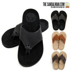 THE SANDALMAN サンダルマン アメリカ製レザーサンダル sdm-304