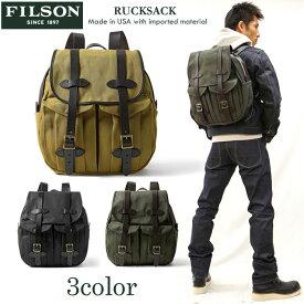 \再入荷/FILSON(フィルソン) リュックサック RUCKSACK 鞄 バッグ 11070262