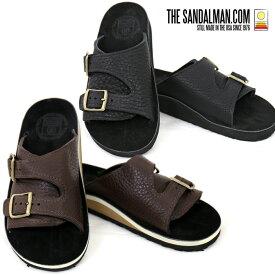 THE SANDALMAN サンダルマン アメリカ製レザーサンダル sdm-301