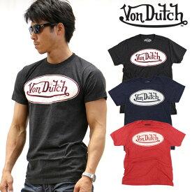 Von Dutch ボンダッチ 半袖Tシャツ sskb252