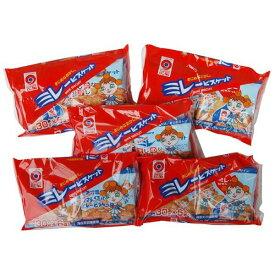 野村 のむら ミレービスケット 1袋(塩味)(30g×6袋)×5個セット 送料込価格(※北海道・沖縄県の方は送料500円となります)ミレービスケット ミレー 野村 のむら