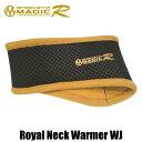 MAGIC ROYAL NECK WARMER WJ 3mm AGtitan105 マジック ロイヤル ネックウォーマー 3ミリ ジャージ SPEED STAR スピー…