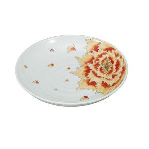 九谷焼 9号 盛皿 牡丹 福田良則<九谷焼 和食器 鉢 小鉢 人気 ギフト セット 贈り物 結婚祝い/内祝い/お返し>