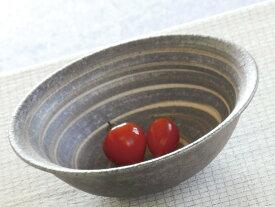 銀彩ライン 平鉢(白)G5-1803日本製 2個セット 【信楽焼】
