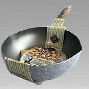 ダイヤモンドコート深型フライパン24cm IH対応 ダイヤモンドストーン 4572 ih おすすめ 鍋 深型 セット 小さい
