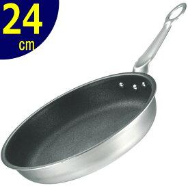 究極のIHフライパン フェニックス 24cm(3層グラッド材+セラミックコート)鍋 くっつかない ih対応 IH 日本製 ステンレス 保存 オーブン 卵焼き 【RCP】