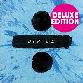 ED SHEERAN エドシーラン エド・シーラン CD アルバム DIVIDE DELUXE EDITION 通常盤より+4曲 全16曲バージョン 輸入盤 ALBUM 送料無料