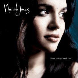 ノラジョーンズ CD アルバム NORAH JONES COME AWAY WITH ME 輸入盤 ALBUM 送料無料 ノラ・ジョーンズ
