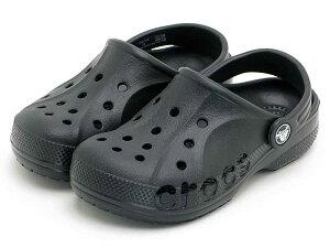 【34%OFF】crocs Baya kids10190D-001 クロックス バヤ キッズ(ブラック)