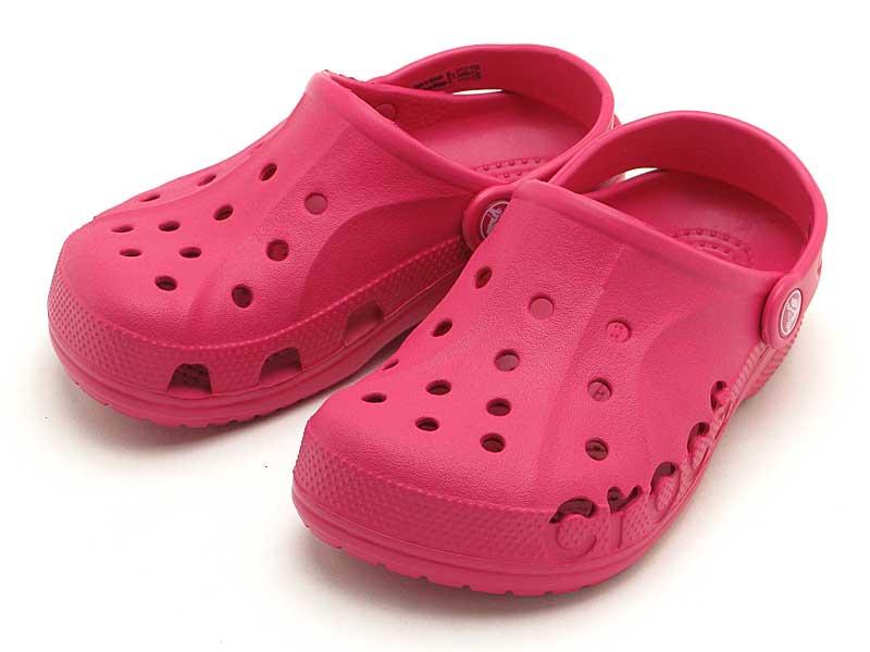 【37%OFF】[クロックス]crocs baya kids10190-652バヤ キッズraspberry