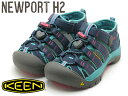 KEEN Newport H2キーン ニューポート H2M.Navy/Baltic1012296(CHILDREN)1012316(YOUTH)