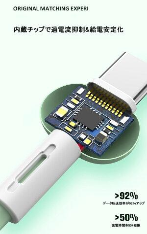 【2020最新デザイン高品質】iPhone充電ケーブル1mライトニングケーブルiPad充電ケーブルiPhone112.4A急速充電100cmスマホアイホンアイフォン充電ケーブル丈夫断線しにくいTPE柔軟ソフトLightningCable充電器データ転送頑丈送料無料