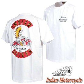 """インディアンモーターサイクル Tシャツ Indian motorcycle S/S T-Shirt """"Indian chiefs"""" im78261"""