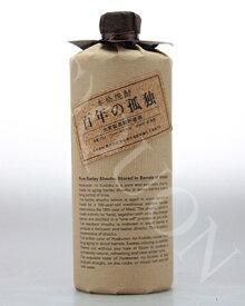 [化粧箱なし]百年の孤独720ml [40度] 麦焼酎【黒木本店/宮崎県】