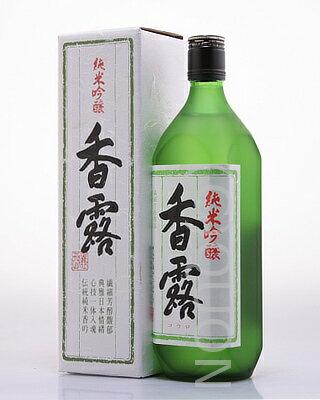 香露 純米吟醸 720ml【純米吟醸酒/熊本県酒造研究所】