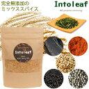 完全無添加 フレーバーソルト intoleaf 緑茶ミックス万能調味料 送料無料 国産原料 海塩使用 BBQ アウトドア…
