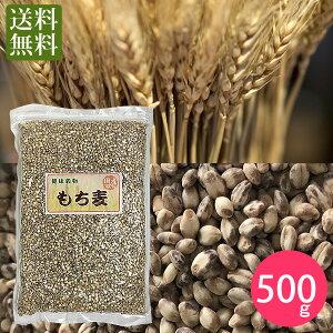 もち麦500g(はだか麦) 国産100% 完全無添加 送料無料 ポイント消化