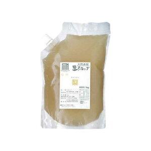 かき氷生シロップ 信州 梨 業務用 1kg