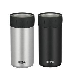 THERMOS(サーモス) 保冷缶ホルダー 500ml缶用 JCB-500 保冷専用 温度 インドア 缶ビール シンプル ステンレス アウトドア 保つ 丸洗い