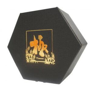 島原麦生みそ『極』(黒) 角箱 2kg 減塩6%
