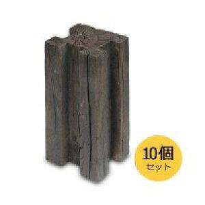 NXstyle スリーパーポール PL-30 ×10個 9900574 コンクリート 簡単 ガーデニング 支柱 おしゃれ 木 庭 土止め 花壇