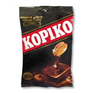 ※2021年8月上旬入荷分予約受付中 KOPIKO(コピコ) コーヒーキャンディ 袋入 150g×24袋 お菓子 おやつ 飴 あめ コーヒー味 キャンディー 海外 食品