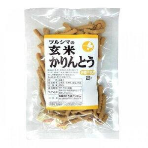 ツルシマ 玄米かりんとう 100g×5袋 7323