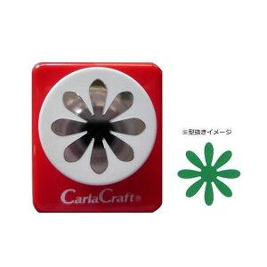 Carla Craft(カーラクラフト) ミドルサイズ クラフトパンチ デイジー