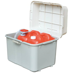 収納ボックス 収納ケース 70l ワイドストッカー コンテナ ポリタンク収納 灯油タンク 屋外収納 収納用品 日本製 スペースボックス キャスター付き 620サイズ GP-210009S