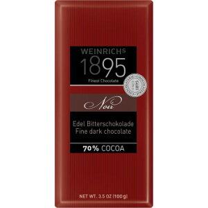 ワインリッヒ ダークチョコレート 70%カカオ 100g 120セット